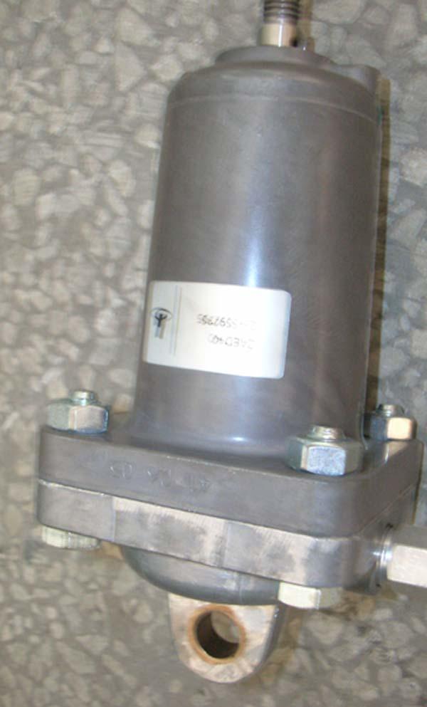伺服气缸膜图片